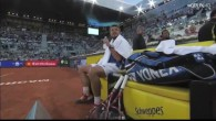 Wawrinka plaisante avec l&#39;arbitre