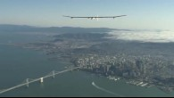 Solar Impulse survole le Golden Gate