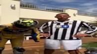 Materazzi nomme Zidane!