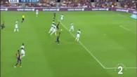 Le 1er but de Messi