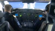 Erkundungsflug über Bardarbunga