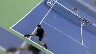 Le lob parfait de Federer