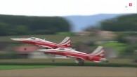 AIR14 - La Patrouille de Suisse fait le show