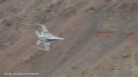 Kampfjets donnern durchs Death Valley