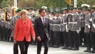 Französischer Ministerpräsident Valls in Berlin
