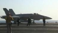 USA fliegen Angriffe in Syrien