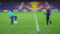 Duel entre Neymar et Mastour