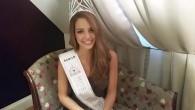 Les remerciements de Miss Suisse 2014