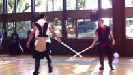 Combat de Jedi à Morges