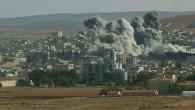 Luftschläge in Kobane werden präziser