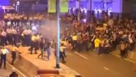 Erneut Zusammenstösse in Hongkong