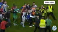 Bagarres entre joueurs et supporters à Nice