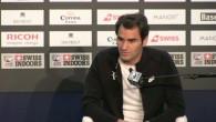 Warum Federer vom Sandplatz twittert