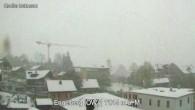 Die Schweiz im ersten Schneeflaum