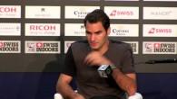 Roger Federer, der Kurzarbeiter