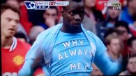 Balotelli et son t-shirt