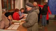 Ukraine stimmt über neues Parlament ab