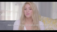 Shakira pour Fisher-Price