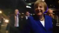 Selfies mit Angela Merkel