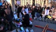 Jahrestag auf dem Maidan