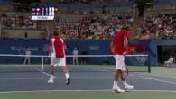Federer et Wawrinka aux JO en 2008