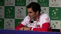 Federers grosse Glückseligkeit mit Wawrinka