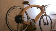 Das Wood-E-Bike