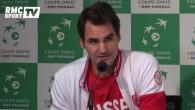 Roger Federer compare ses titres