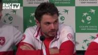 Wawrinka rêvait de gagner la Coupe Davis