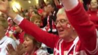 Coupe Davis: supporters suisses aux anges