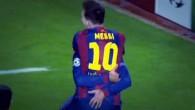 Le triplé de Lionel Messi contre Lionel Messi