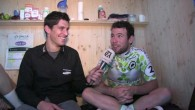 In der Kabine von Mark Cavendish