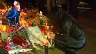 Gedenken an zwei getötete Polizisten in New York