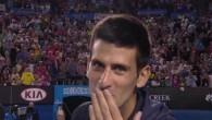 Novak Djokovic et l'anni de sa mère