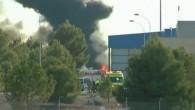 Absturz von Kampfflugzeug in Spanien