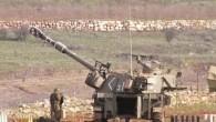 Israels Luftwaffe greift Militärstellungen in Syrien an