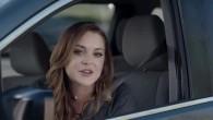 Lindsay Lohan Super Bowl 2015