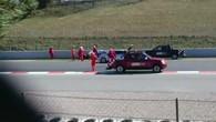 Vidéo inédite de l'accident d'Alonso