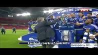 La joie de Mourinho
