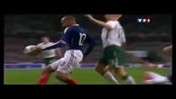 La fameuse main de Thierry Henry