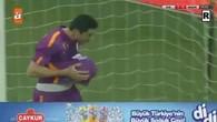 Dzemaili marque son premier but avec Galatasaray
