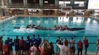 Un nouveau sport de piscine en Pologne