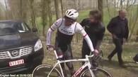 Cancellara blessé et forfait pour les classiques du printemps