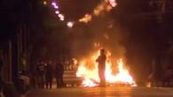 Krawalle in Chile ? Ein Polizist getötet