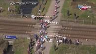 Catastrophe évitée lors de Paris-Roubaix