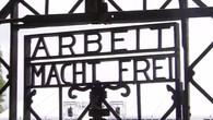 Gestohlenes Eingangstor von KZ-Gedenkstätte wird nachgebaut