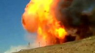 Gas-Pipeline explodiert in Kalifornien