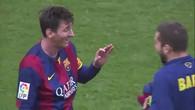 Le 400e but de Lionel Messi avec le FC Barcelone
