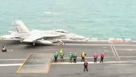 US-Marine entsendet Flugzeugträger