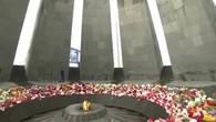 Armenien gedenkt Genozid-Opfer